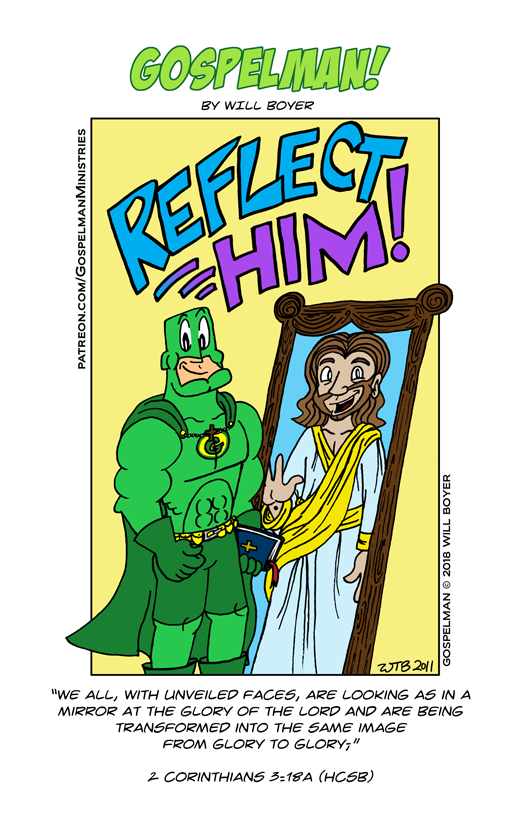Reflect Him!